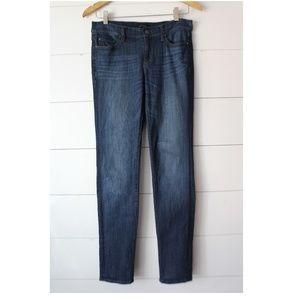 Ann Taylor Skinny Modern Fit Blue Jeans Size 4